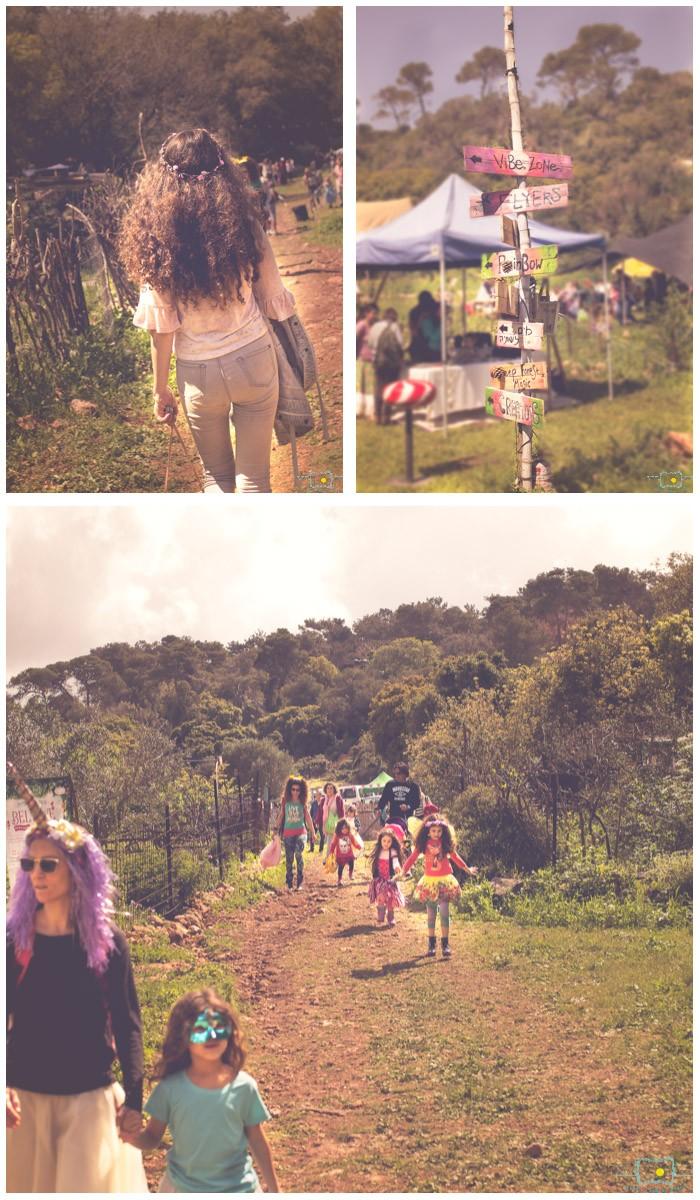 הבלון הצהוב- סטודיו לצילום ועיצוב גרפי 1 יער הפיות  או ביקור בפסטיבל הפיות הראשון בישראל
