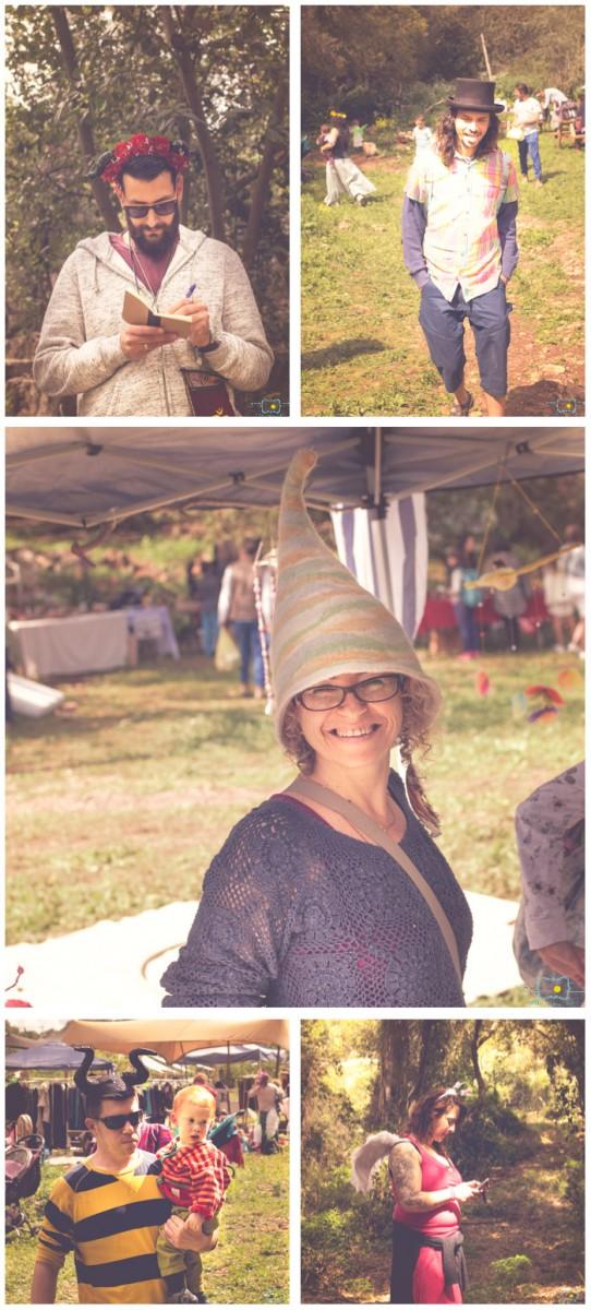 הבלון הצהוב- סטודיו לצילום ועיצוב גרפי 2a יער הפיות  או ביקור בפסטיבל הפיות הראשון בישראל