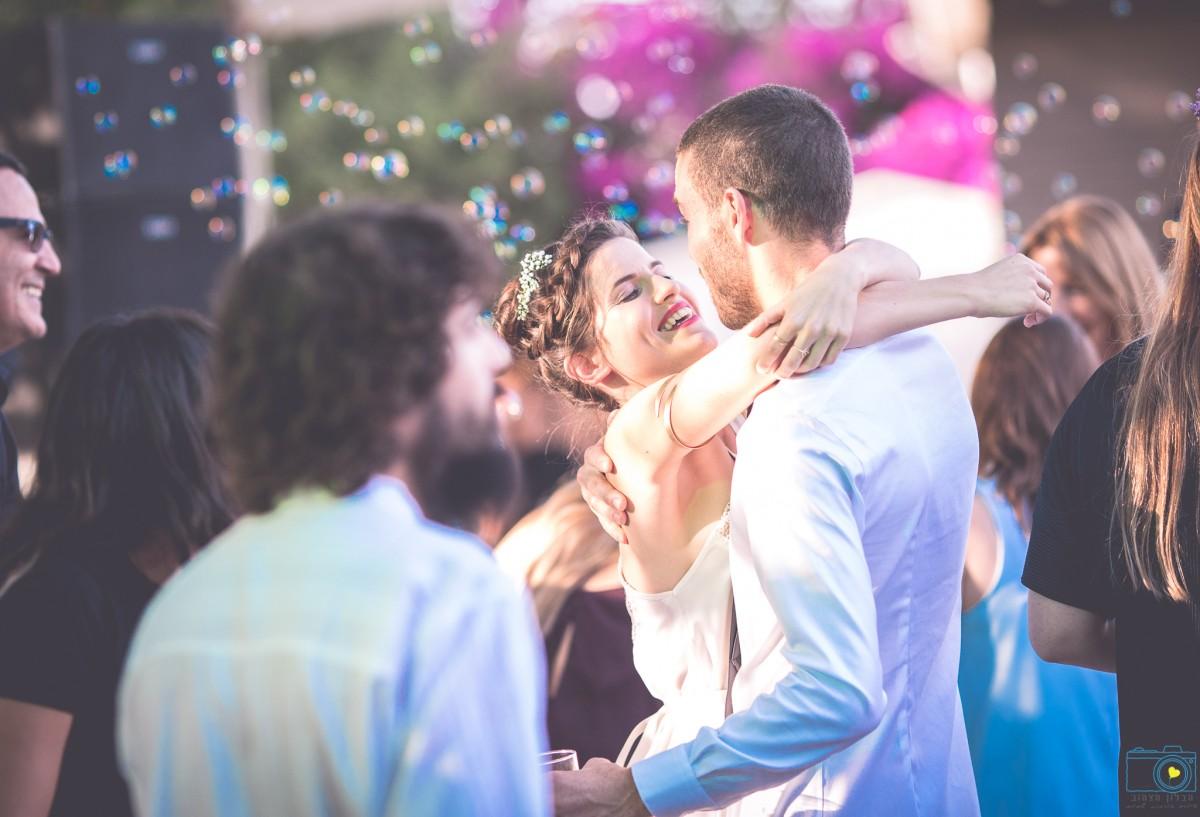 צילום חתונה דוקומנטרי